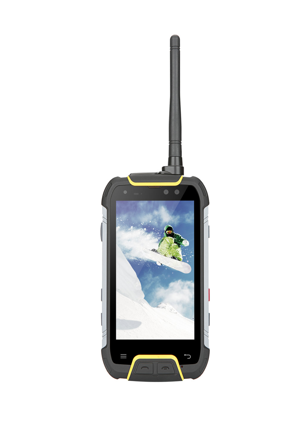 RUGGED PHONES M10 z Walkie Talkie
